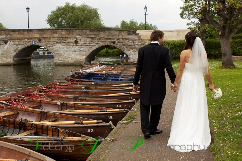 lara and martin � wedding at charlecote pheasant hotel