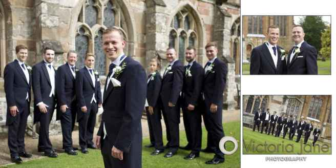 wedding photography Groomsmen