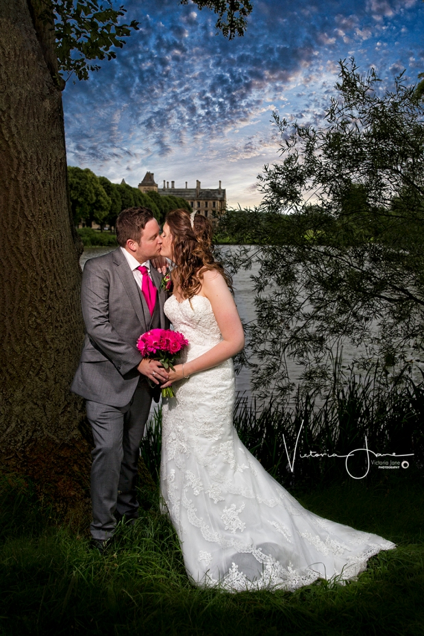 Wedding Photography at Walton Hall, Wellesboune – Laura & Ben's Wedding